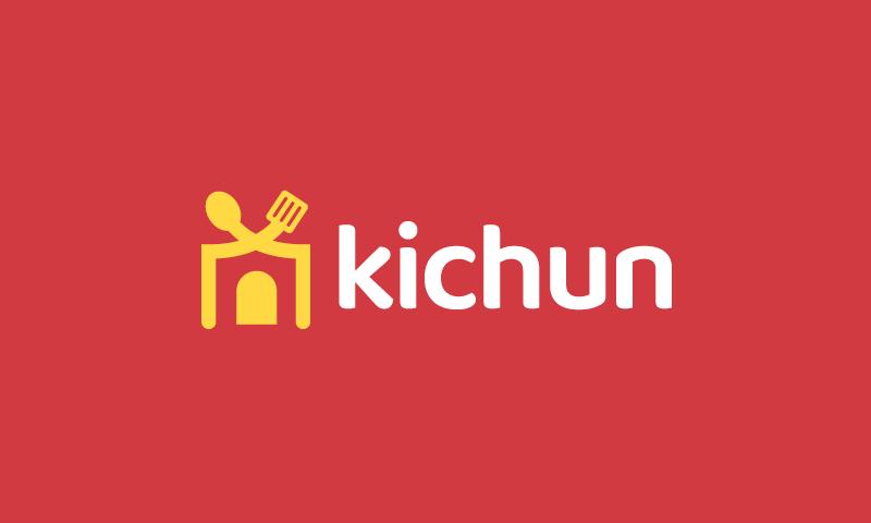 Kichun - E-commerce business name for sale