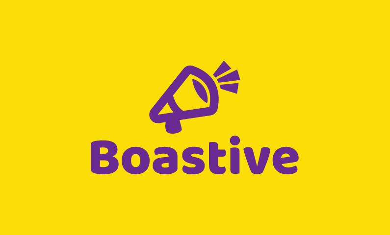Boastive - Retail company name for sale