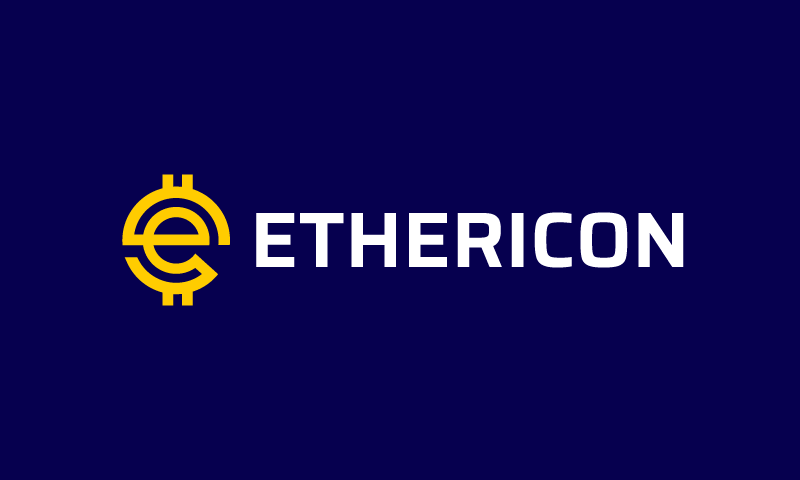 Ethericon - Cryptocurrency brand name for sale