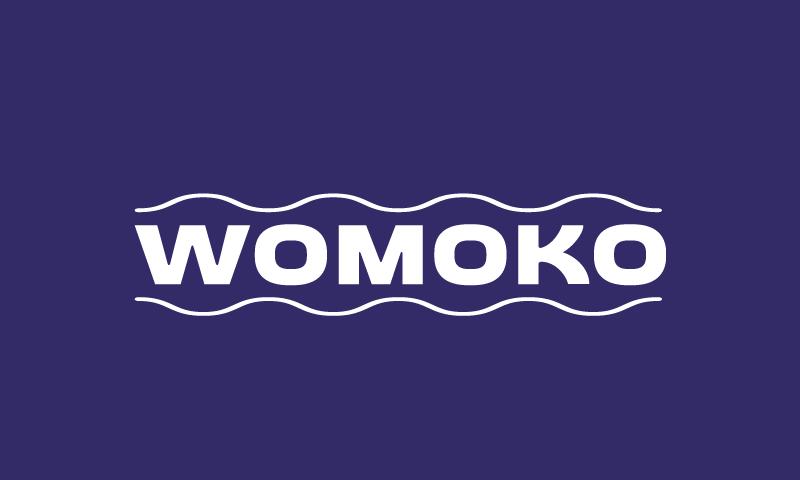 Womoko - Brandable company name for sale