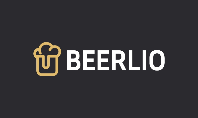Beerlio - Alcohol business name for sale