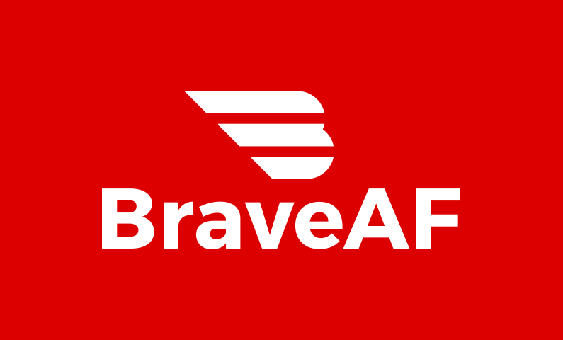 Braveaf - Retail startup name for sale