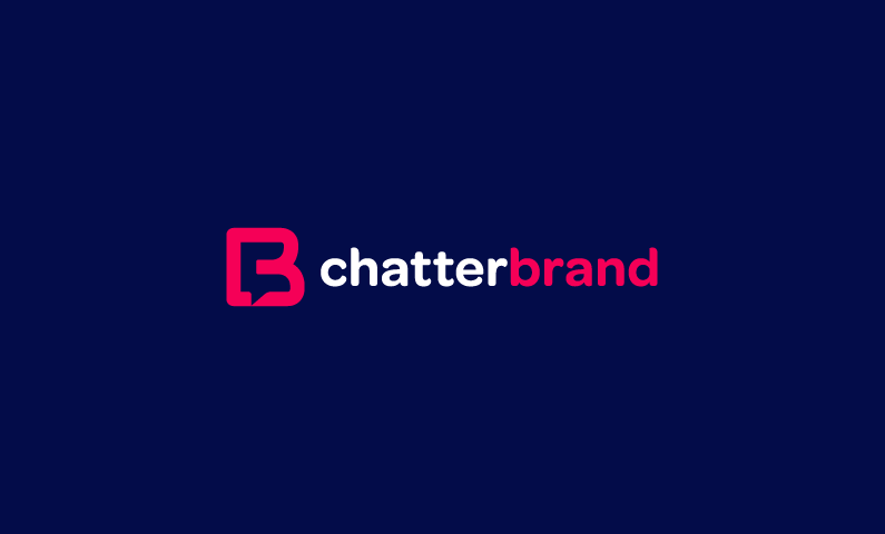 Chatterbrand - Marketing business name for sale