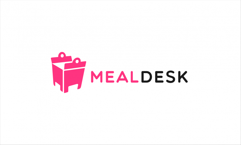 Mealdesk - Business name for a company in the food industry