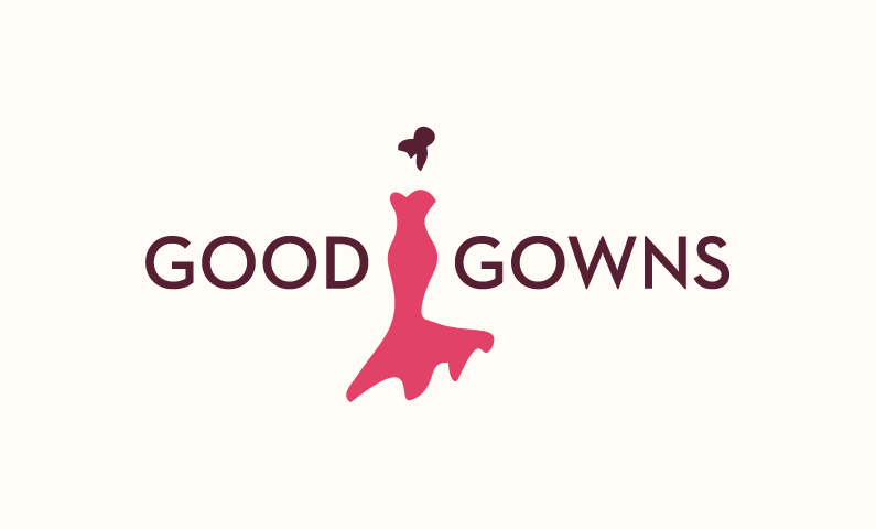 Goodgowns - Fashion startup name for sale
