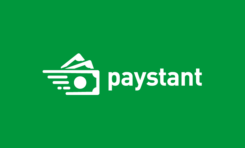 Paystant - Money-based business name