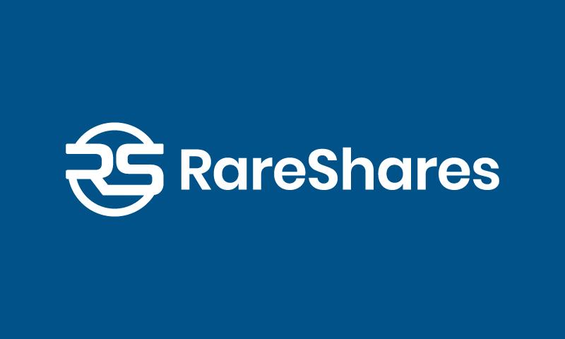 RareShares logo