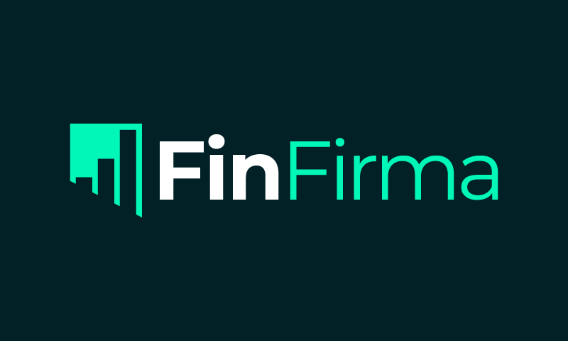 Finfirma - Software business name for sale