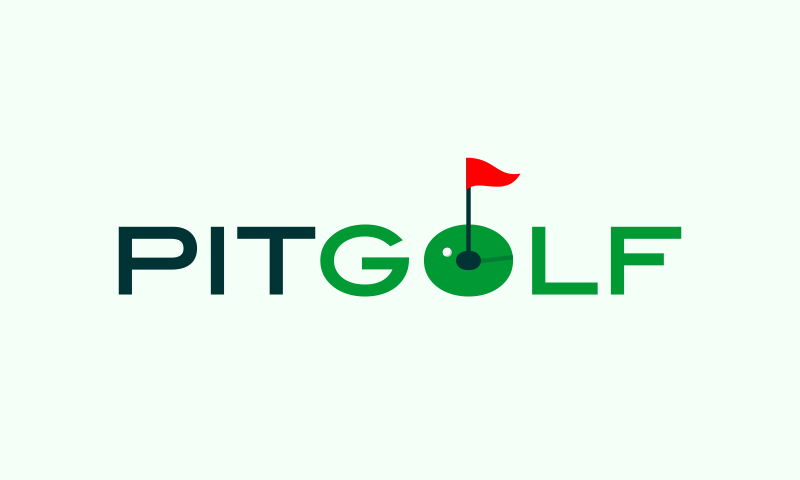 Pitgolf - Sports domain name for sale