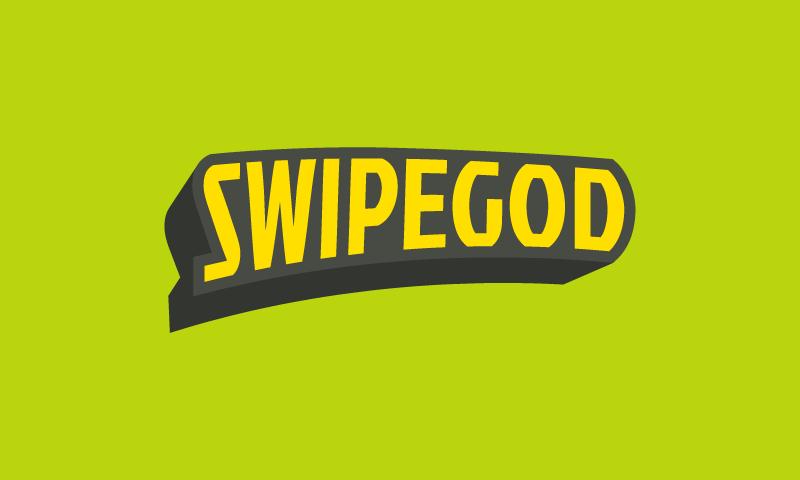 Swipegod - Possible company name for sale