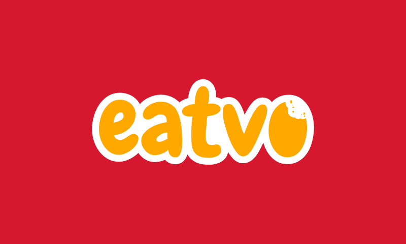 Eatvo - E-commerce domain name for sale