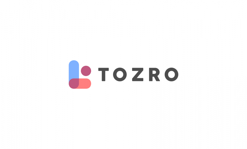 Tozro - Abstract 5-letter domain name