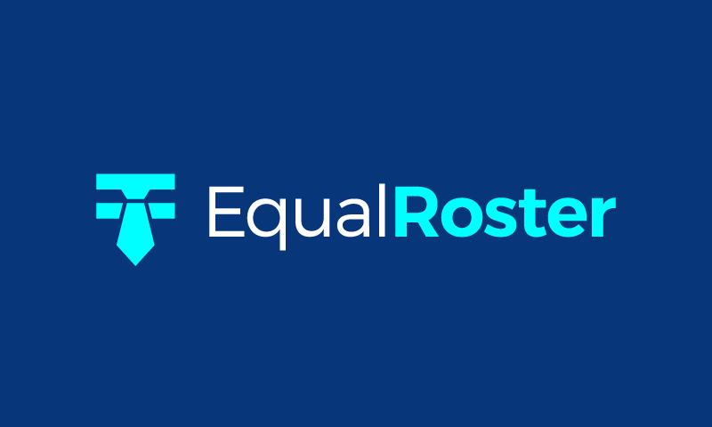 Equalroster - Business startup name for sale