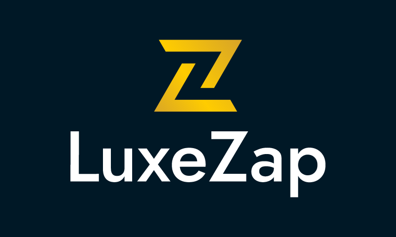 Luxezap - Potential business name for sale