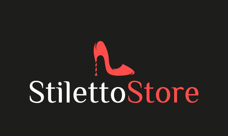 Stilettostore - Retail startup name for sale