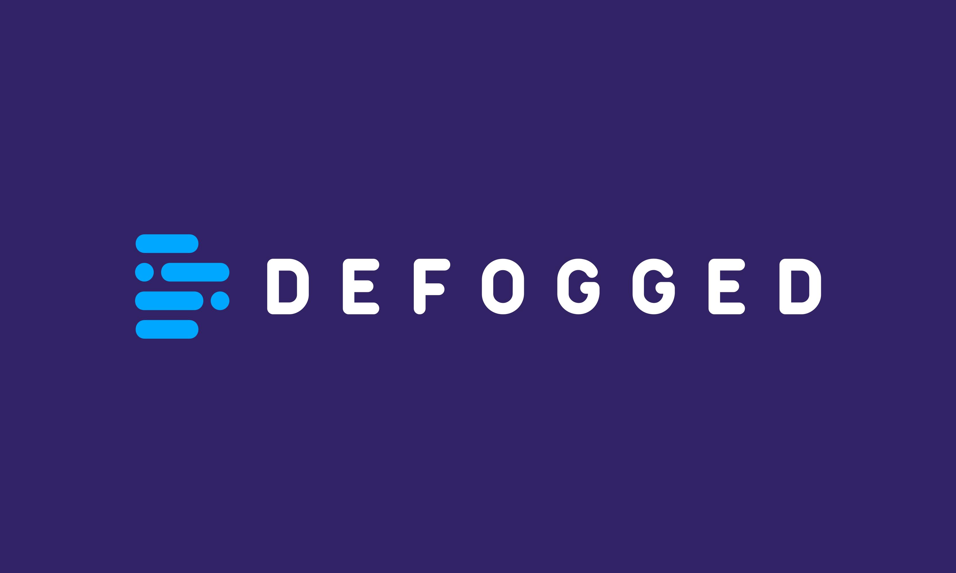 Defogged