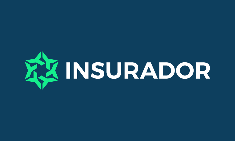 Insurador - Cryptocurrency brand name for sale