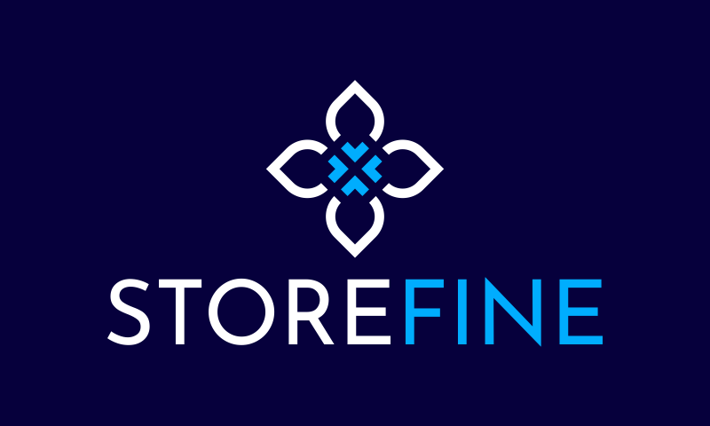 Storefine - E-commerce product name for sale