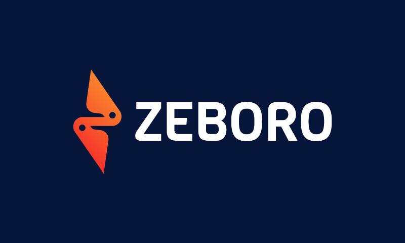 zeboro logo