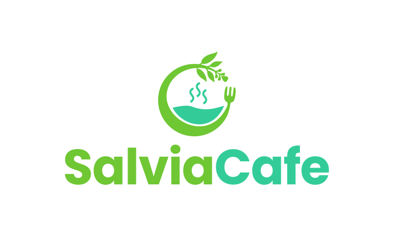 Salviacafe - Design brand name for sale