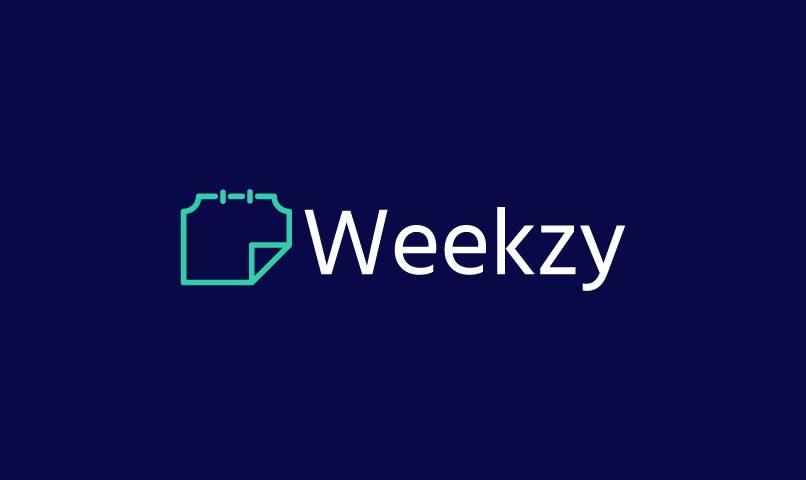 Weekzy - Events company name for sale