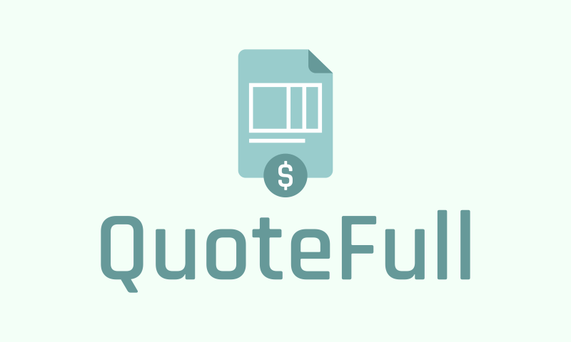 Quotefull - Finance business name for sale