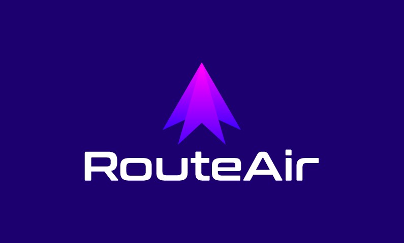 RouteAir logo