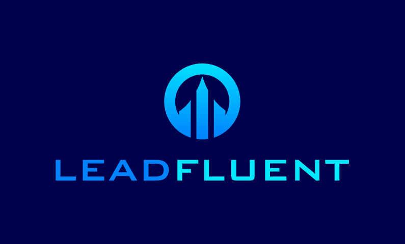 Leadfluent - Marketing brand name for sale