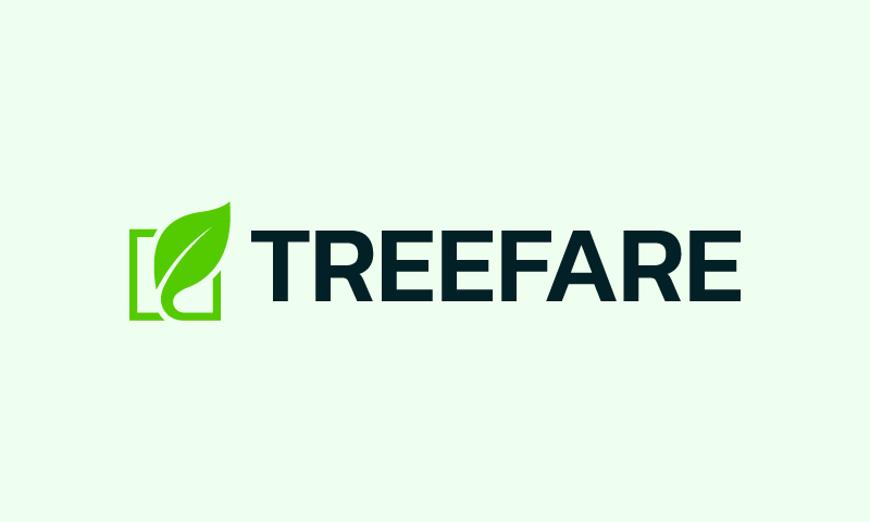 Treefare - Cannabis startup name for sale