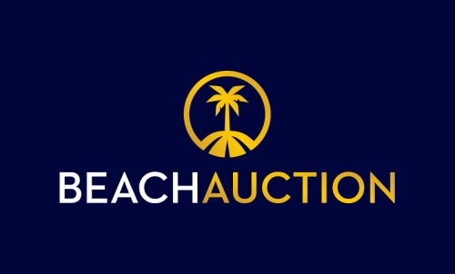 Beachauction - Finance domain name for sale