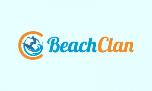 Beachclan - Health domain name for sale