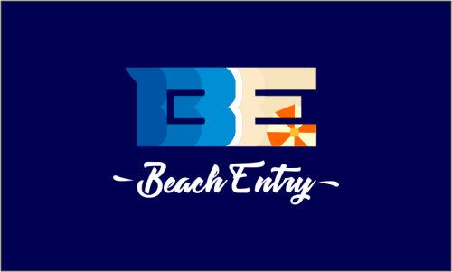Beachentry - Events company name for sale
