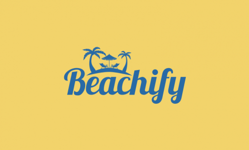 Beachify - E-learning startup name for sale