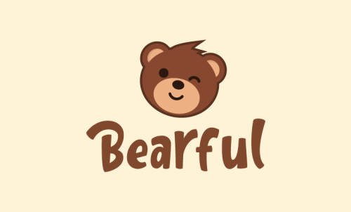 Bearful - Toy startup name for sale