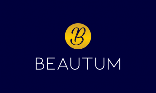 Beautum - Beauty business name for sale