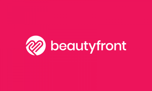 Beautyfront - Fashion company name for sale