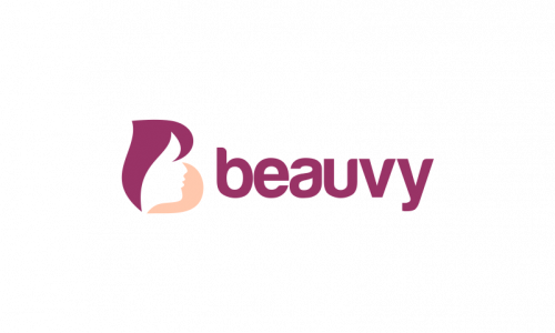 Beauvy - Beauty startup name for sale