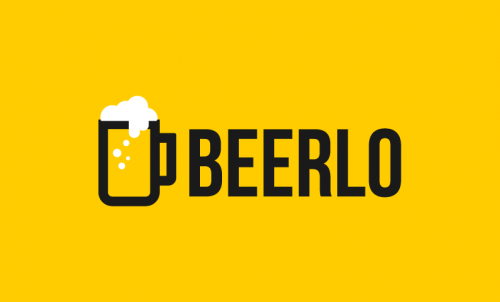 Beerlo - Drinks domain name for sale