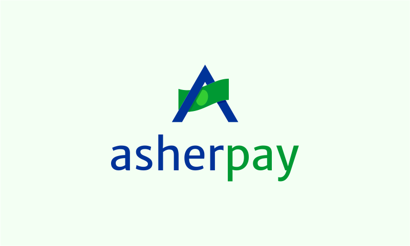 Asherpay - Banking product name for sale