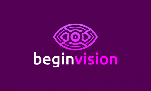 Beginvision - Business brand name for sale