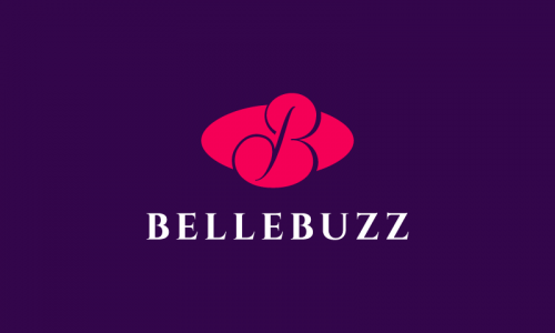 Bellebuzz - Modern business name for sale