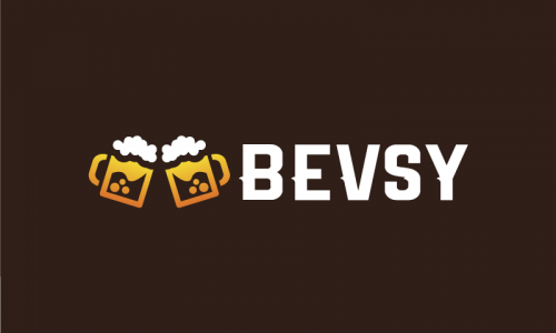 Bevsy - Food and drink domain name for sale