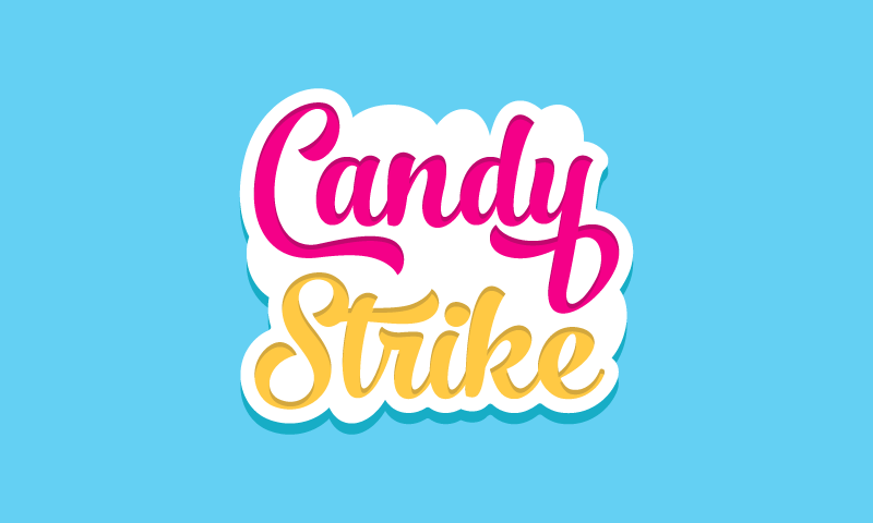 Candystrike - Retail startup name for sale