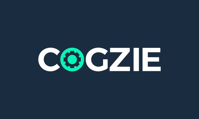 Cogzie - Technology brand name for sale