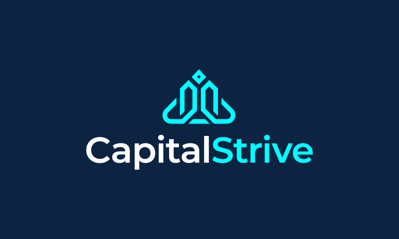 Capitalstrive - Venture Capital domain name for sale