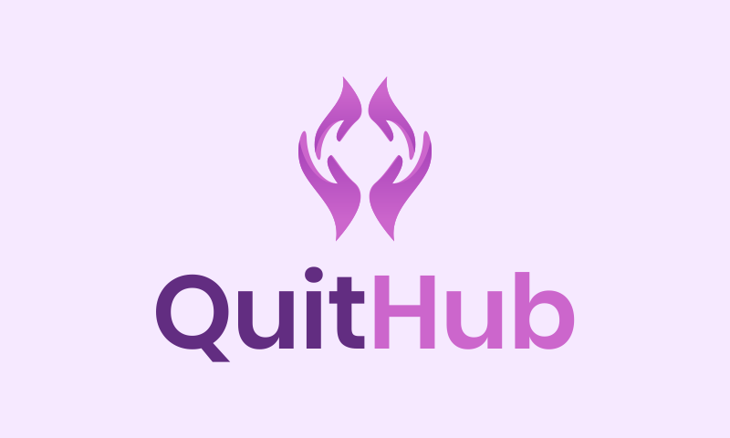 Quithub - Health brand name for sale