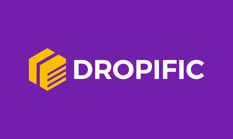 Dropific - Business startup name for sale