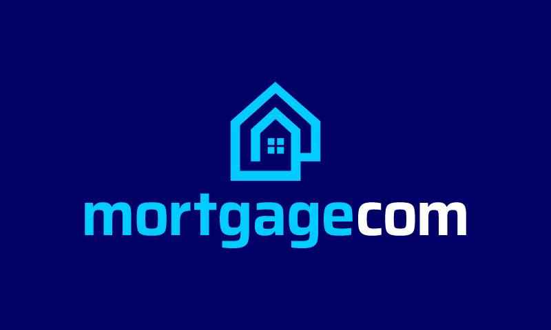 Mortgagecom - Real estate brand name for sale
