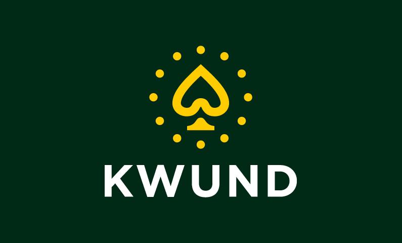 Kwund - Media brand name for sale