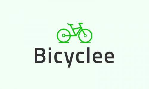 Bicyclee - Exercise startup name for sale
